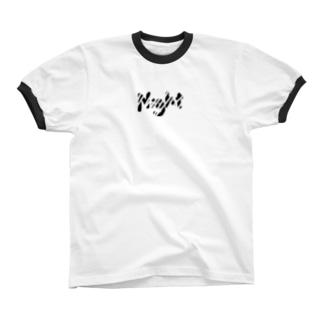 night リンガーTシャツ