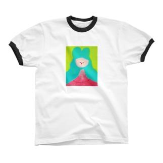 LOVER リンガーTシャツ