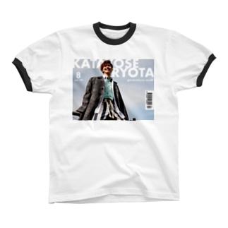片寄涼太 1994 リンガーTシャツ