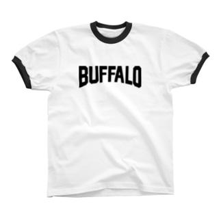 バッファロー リンガーTシャツ