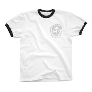 SMOKER Ringer T-shirts