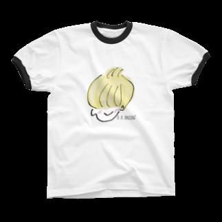 __________ajrのonion Ringer T-shirts