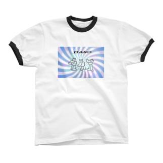 Dance リンガーTシャツ