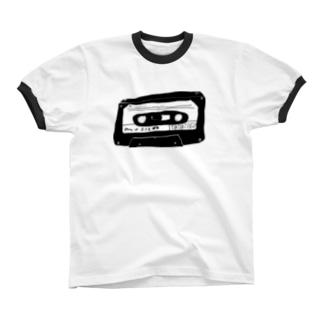 いにしえの知恵 Ringer T-shirts