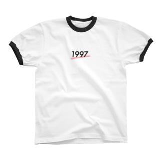 1997 Ringer T-shirts