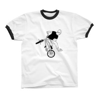BMX リンガーTシャツ