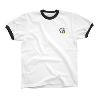 Book リンガーTシャツ
