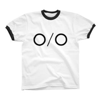 パイスラッシュ リンガーTシャツ