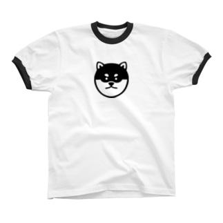 SHIBADORAKU リンガーTシャツ