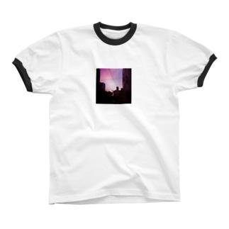 Katamachiii リンガーTシャツ