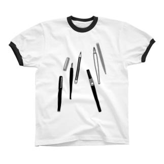 END リンガーTシャツ