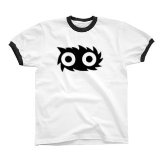 monster4 Ringer T-shirts