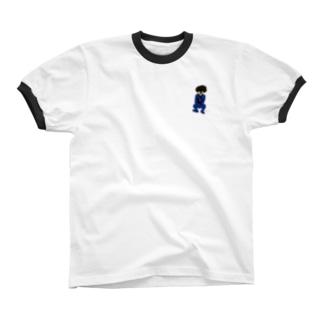 メロディ リンガーTシャツ