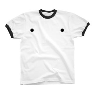 脇汗を止めるツボ リンガーTシャツ