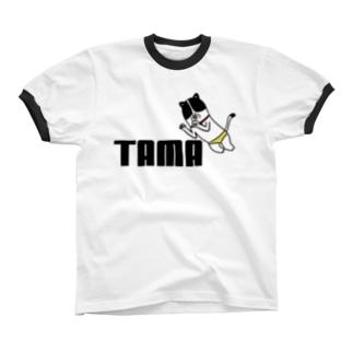 TAMA Ringer T-shirts