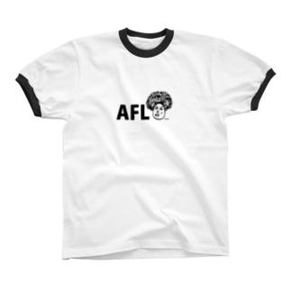 AFLO Ringer T-shirts