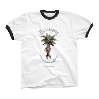 マンドラゴラ リンガーTシャツ
