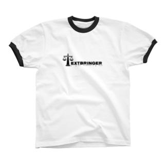 Textbringer Ringer T-shirts