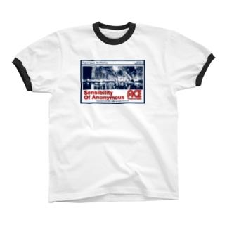 Materials Ringer T-shirts