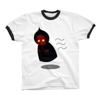 3mさん。 Ringer T-shirts