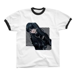 R Ringer T-shirts