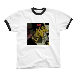 rap recordings Ringer T-shirts