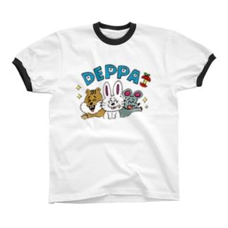 DEPPA Ringer T-shirts