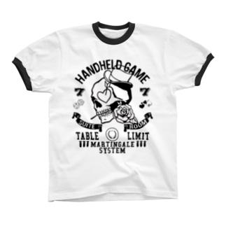 SUITE ROOM リンガーTシャツ