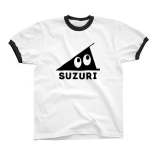 SUZURI リンガーTシャツ