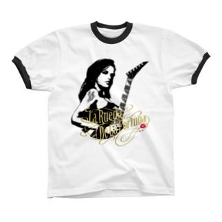 MARIA リンガーTシャツ
