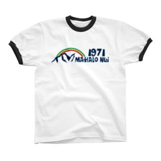 1971 リンガーTシャツ