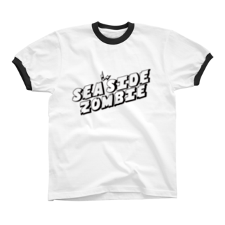 sszのSEA SIDE ZOMBIE Ringer T-shirts