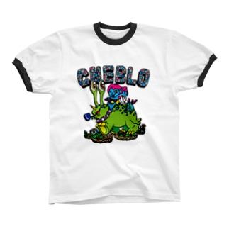 CHEBLO'S Ringer T-shirts