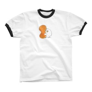 ピーナツ リンガーTシャツ