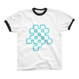 夢 リンガーTシャツ