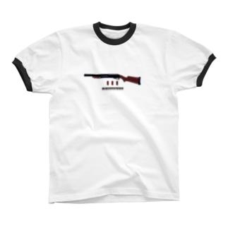 reload リンガーTシャツ
