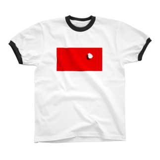 NUI リンガーTシャツ