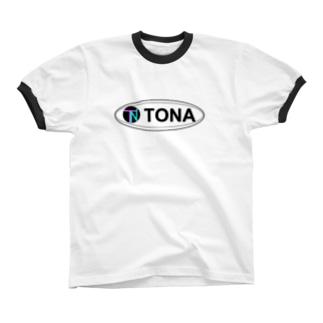 TONAboard リンガーTシャツ