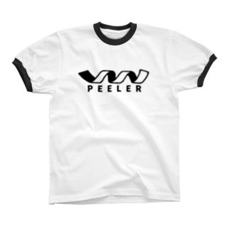 PEELER - 03 リンガーTシャツ