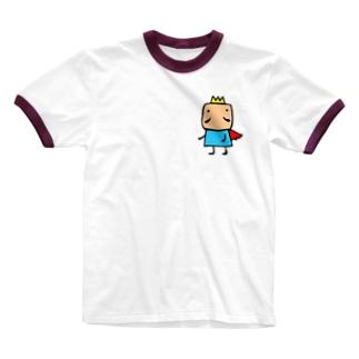 おーさん Ringer T-shirts