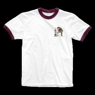 いろはのBMD Ringer T-shirts