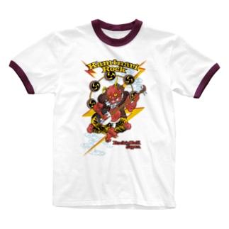 Kaminari Rock Ringer T-shirts