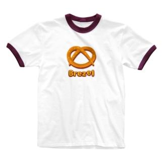 ぶっしゅ Ringer T-shirts
