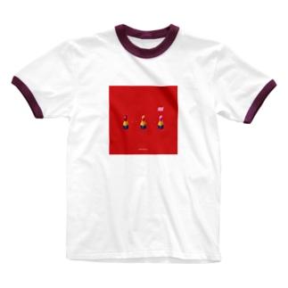 #365gift 0315 Ringer T-shirts