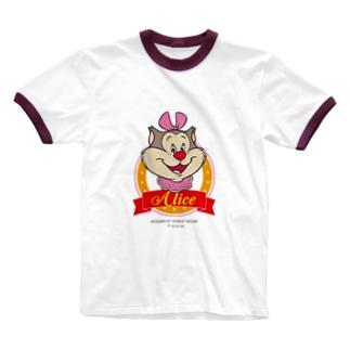 アリス(サークル) Ringer T-shirts