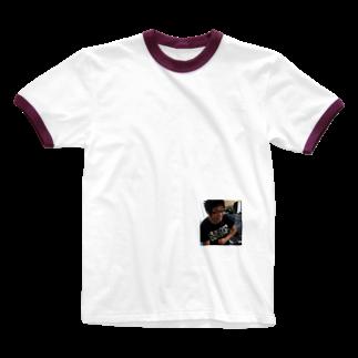 ZOZOTAWN の矢野さとる Ringer T-shirts
