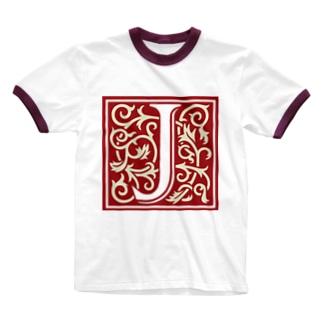 J. Jeffery Print GalleryのJ. Jeffery's Print Gallery Ringer T-shirts