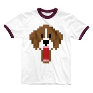 ワンサプライズ Ringer T-Shirt