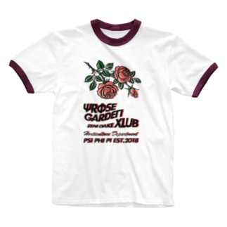 vintage RGX Ringer T-shirts