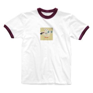 まいごのまんま服 Ringer T-shirts